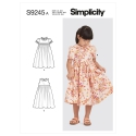 simplicity vintage sleeves 1930s pattern 8695