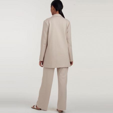 1461 simplicity tops vests pattern 1461 envelope f