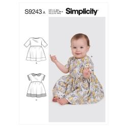 simplicity buttoned wrap skirt pattern 8699 av
