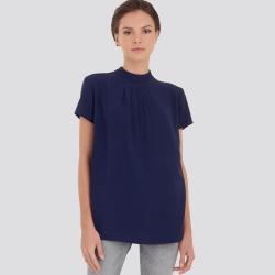8735 simplicity wrap dress pattern 8735 AV7