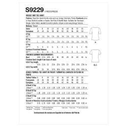 5 simplicity amazing fit knit dress pattern 87