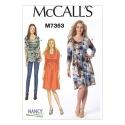 Wykrój McCall's M7353