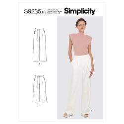 8737 simplicity top silky blouse pattern 8737 enve