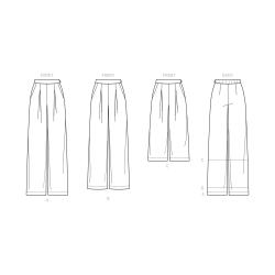 simplicity vintage blouse 1940s pattern 8736 a