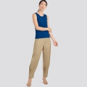 simplicity vintage blouse 1940s pattern 8736 av4