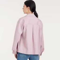 simplicity vintage blouse 1940s pattern 8736 e