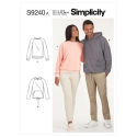 Wykrój Simplicity 8743