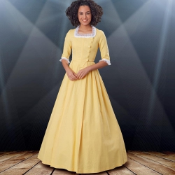 6 simplicity special occasion pleated skirt pa