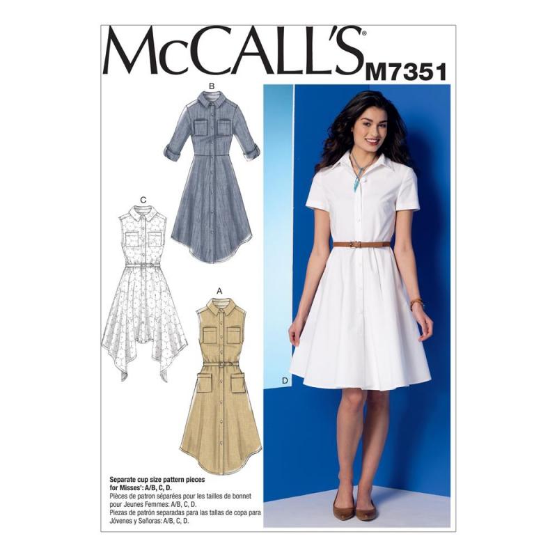 Wykrój McCall's M7351