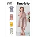 8791 simplicity woven wrap top pattern 8791 AV3