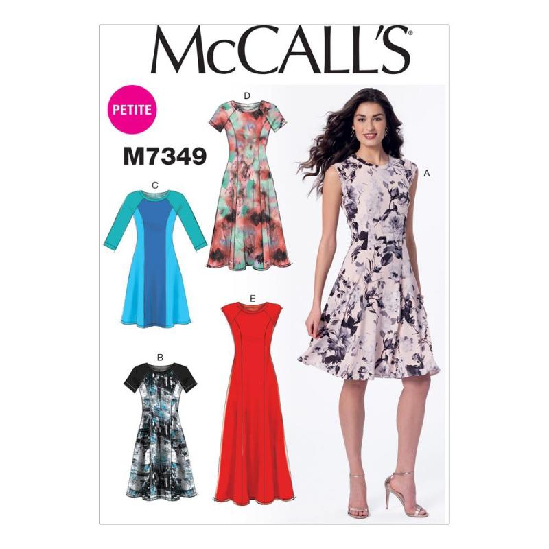 Wykrój McCall's M7349