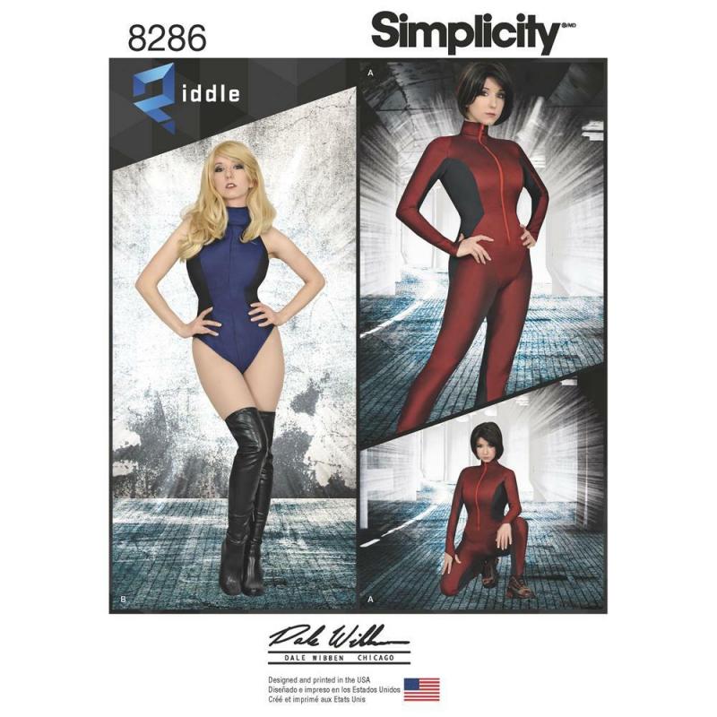 Wykrój Simplicity 8286