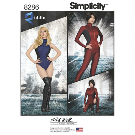 8286 simplicity costumes pattern 8286 envelope fro