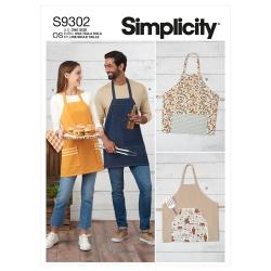 S8844 simplicity threads blazer pattern S8844 AV1