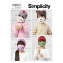 Wykrój Simplicity SS9305