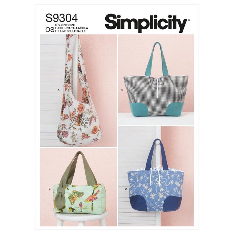 Wykrój Simplicity SS9304