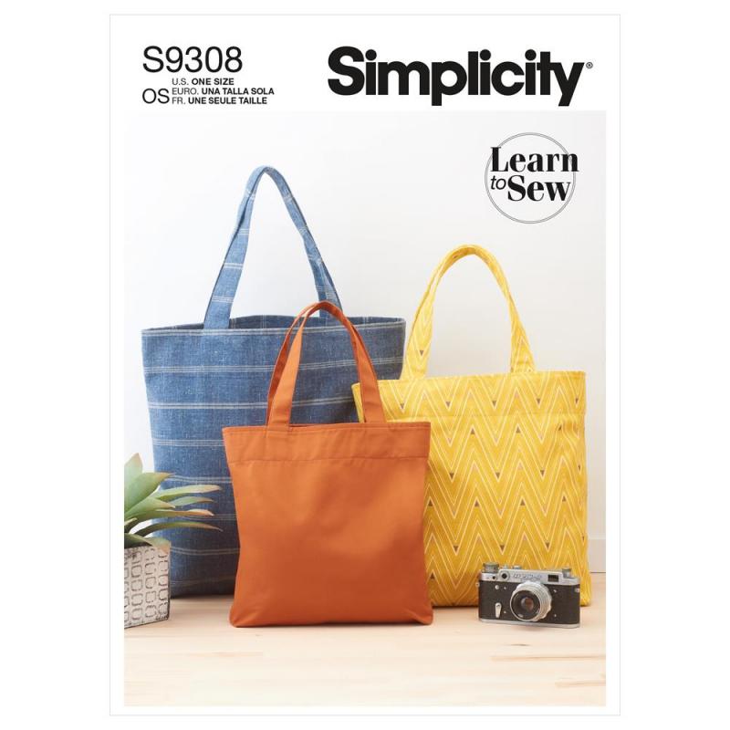 Wykrój Simplicity SS9308