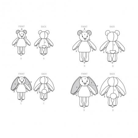 simplicity skirts pants pattern 1559 envelope