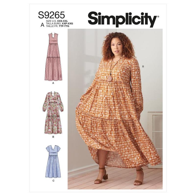 Wykrój Simplicity 8912