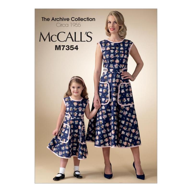 Wykrój McCall's M7354