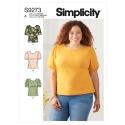 Wykrój Simplicity SS9273
