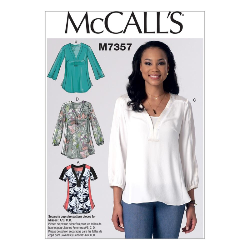 Wykrój McCall's M7357