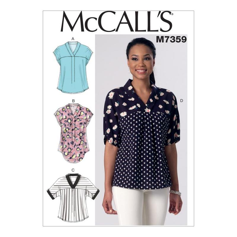 Wykrój McCall's M7359