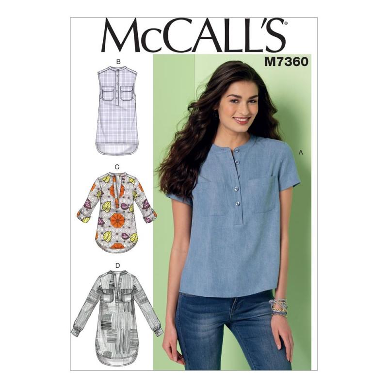 Wykrój McCall's M7360