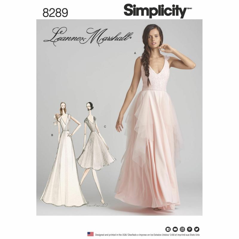 Wykrój Simplicity 8289