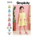 Wykrój Simplicity 8985