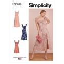 Wykrój Simplicity SS9326