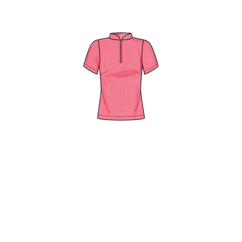 8756 simplicity girls poncho pattern 8756 envelope