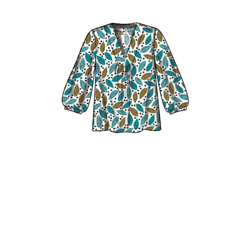 8763 simplicity verity hope wrap apron dress patte