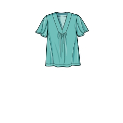 7 simplicity verity hope wrap apron dress patt