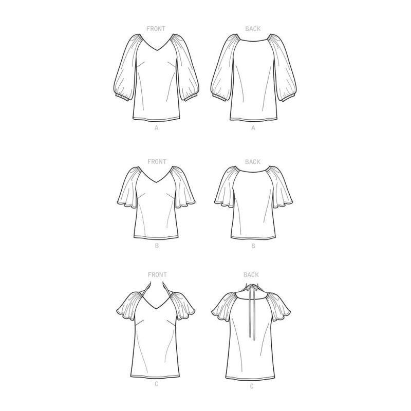 3 simplicity verity hope wrap apron dress patt