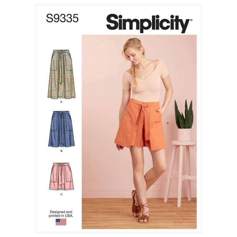 Wykrój Simplicity SS9335