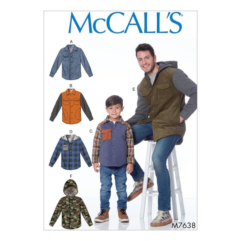 Wykrój McCall's M7638