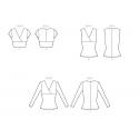 8824 simplicity dog coats pattern 8824 AV1