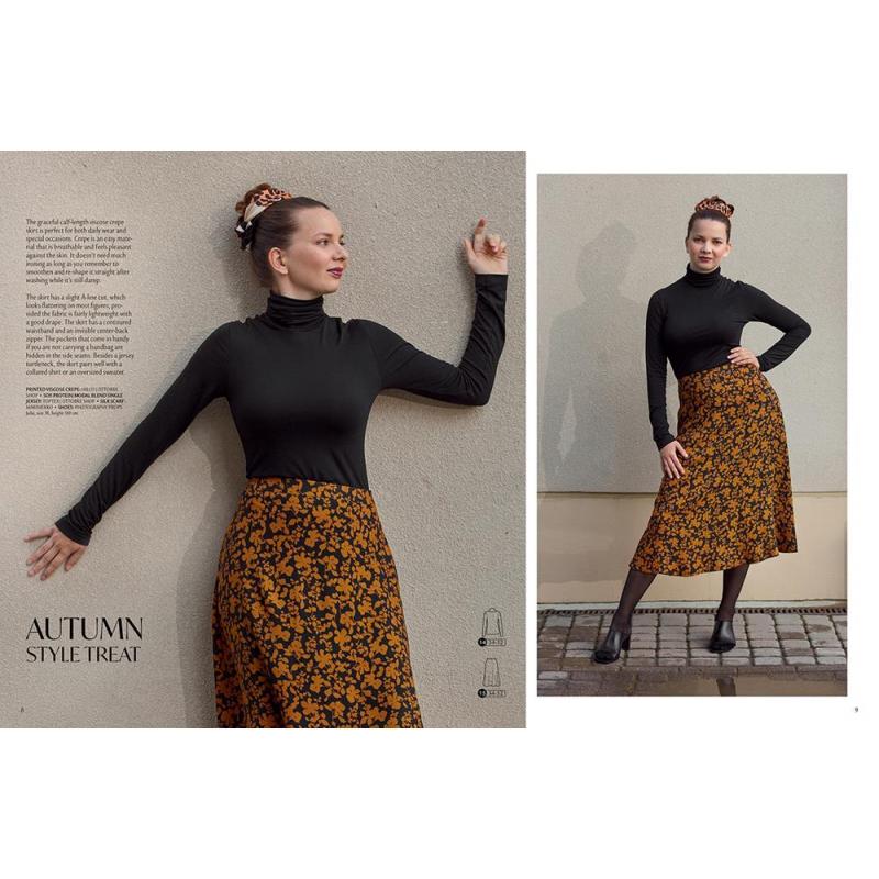 S8831 simplicity amazing fit dress pattern S8831 e