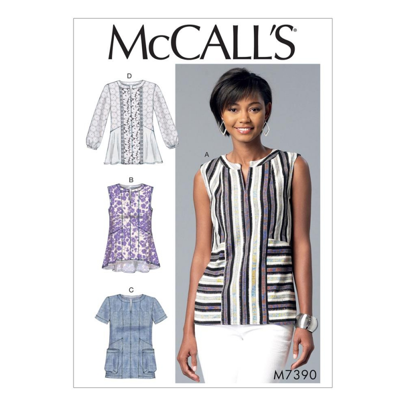 Wykrój McCall's M7390