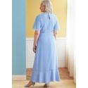 8594 simplicity dress pattern pattern 8594 front b