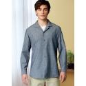 8604 simplicity peplum jacket pattern 8604 AV4