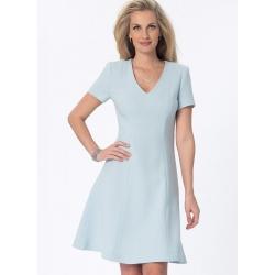 8606 simplicity ruffle wrap skirt pattern 8606 fro