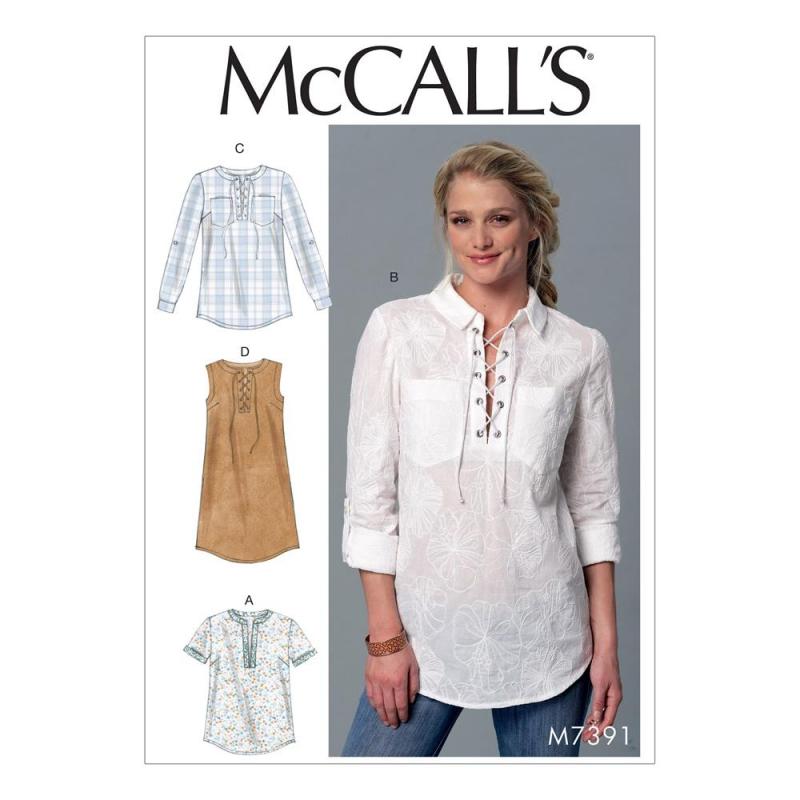 Wykrój McCall's M7391