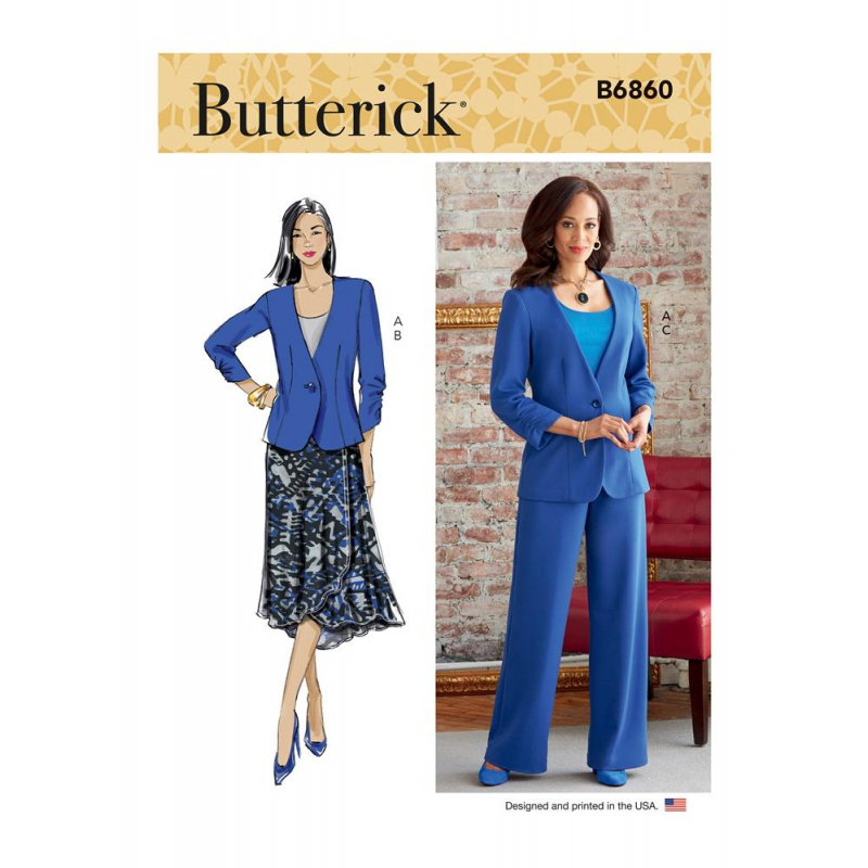 8636 simplicity cynthia rowley pattern 8636 front