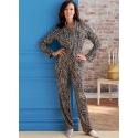 8640 simplicity linen dress pattern 8640 AV3