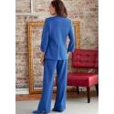 8639 simplicity mimig dress shirred stretch knit p