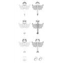 8640 simplicity linen dress pattern 8640 envelope