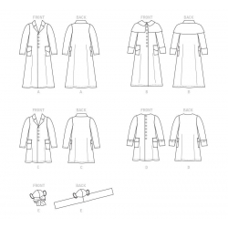 8645 simplicity vintage top halter pattern 8645 fr