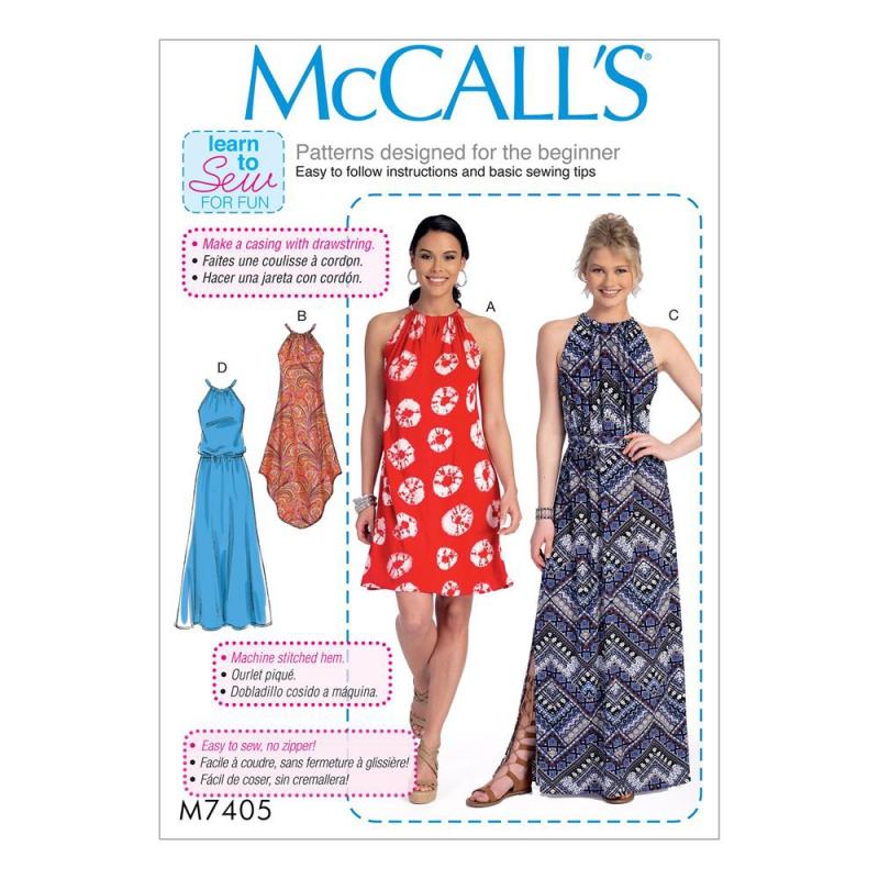 Wykrój McCall's M7405